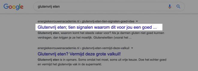 Google kapt te lange titels af