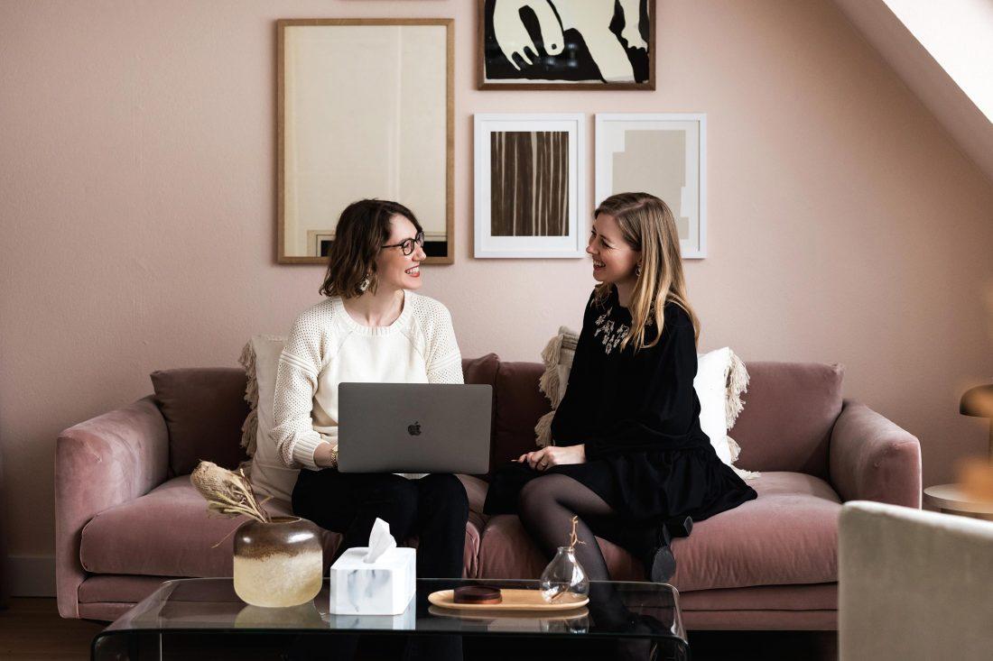 Linsey en Mandy van Brander & Brander